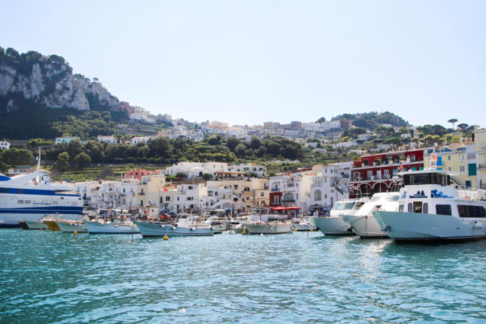 Ein Tagesausflug nach Capri | Marina Granda Capri