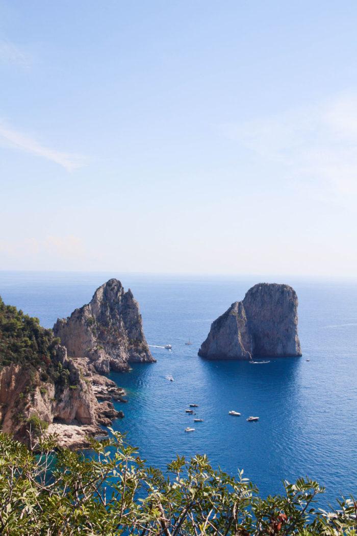 Ein Tagesausflug nach Capri | Via Krupp