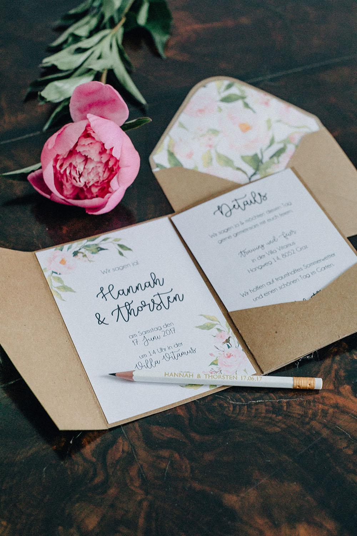 Unsere Hochzeit Pocketfold Karten Selber Basteln Video Tutorial