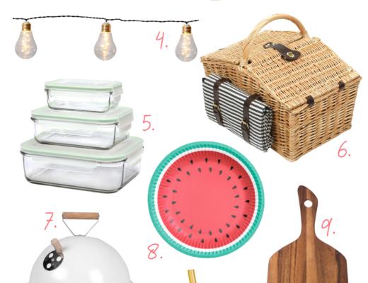 Picknick Essentials: Das brauchst du für ein perfektes Picknick