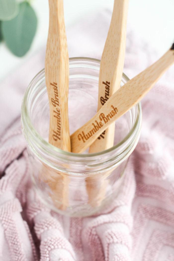 Die Humble Brush & wie du mit kleinen Veränderungen im Alltag Plastik vermeiden kannst