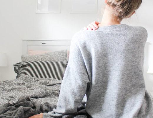 Meine 6 liebsten Produkte gegen Nackenschmerzen