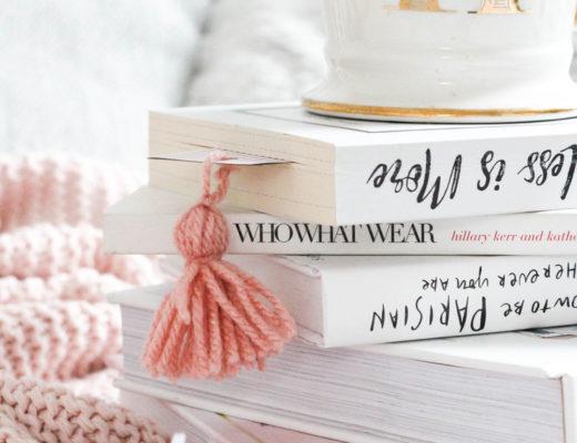 DIY: Lesezeichen selber machen (in 10 Minuten)