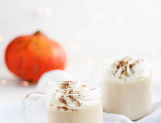 Rezept: Pumpkin Spice Hot Chocolate