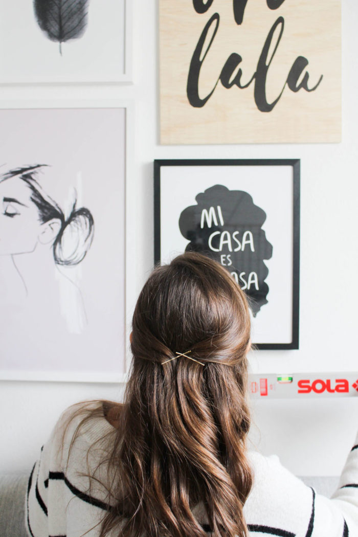 So kannst du eine Bilderwand gestalten – In 5 Schritten zur Gallery Wall