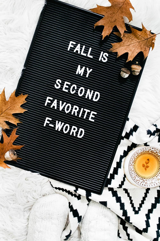 Letterboard Sprüche Für Den Herbst Provinzkindchen